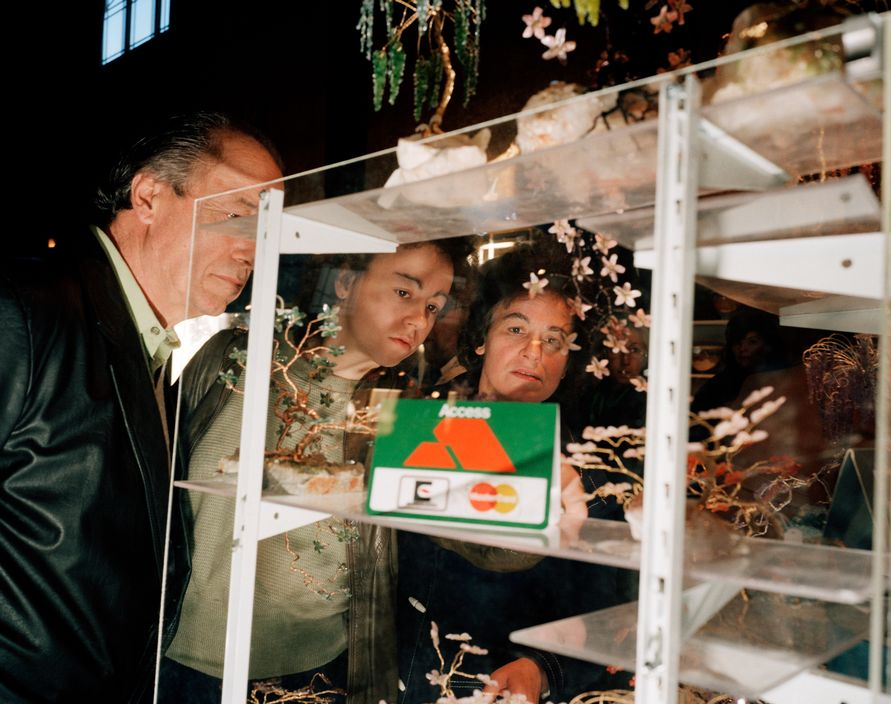 GB. England. Craft Fair. 'From The Cost of Living'. 1986.