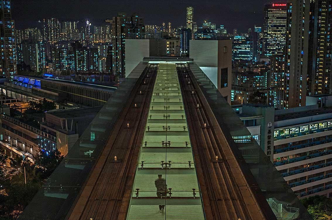 Neonopolis - On The Edge Of Dystopia? - OnEdgeStreet